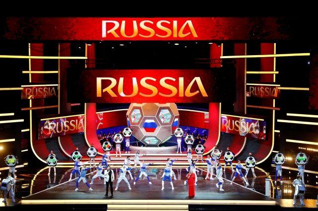 ФИФА: Решение МОК по Российской Федерации неповлияет наподготовку кЧМ-2018