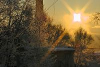 Зимний Хабаровск