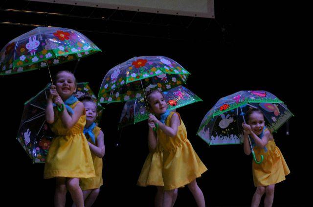 В Тюмени состоится IV Областной детский фестиваль «Парад талантов»