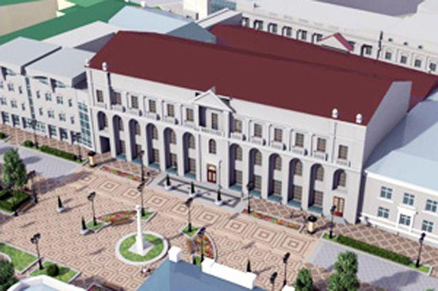 Улица Музейная вцентре Омска будет пешеходной