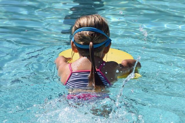 Столица Кузбасса получит 1 млн рублей на развитие детского плавания.