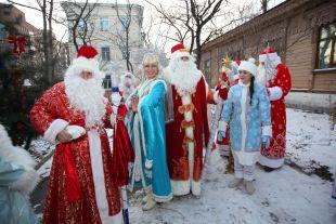 Деды Морозы и их помощницы Снегурочки ждут писем читателей «АиФ-Приморья»!