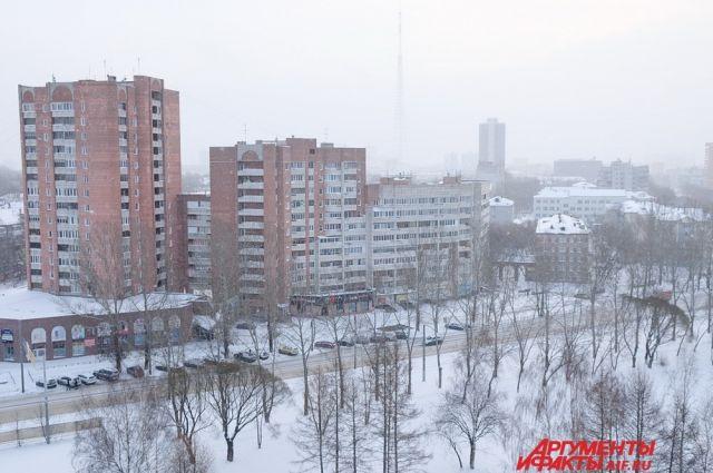 Дмитрий Самойлов отправил глав районов Перми убирать снег