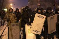 Полиция натолкнулась на провокации в поисках Саакашвили под Радой