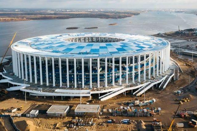 Общая площадь фасада составит 9800 квадратных метров.