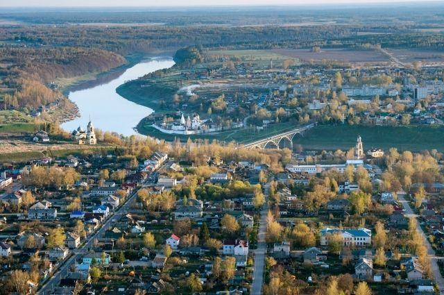 Тверская область, Старица