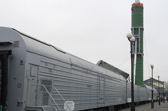 РФ нехватило денежных средств на«ядерный поезд» «Баргузин»