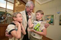 Иван Краско стал отцом после 70 лет.
