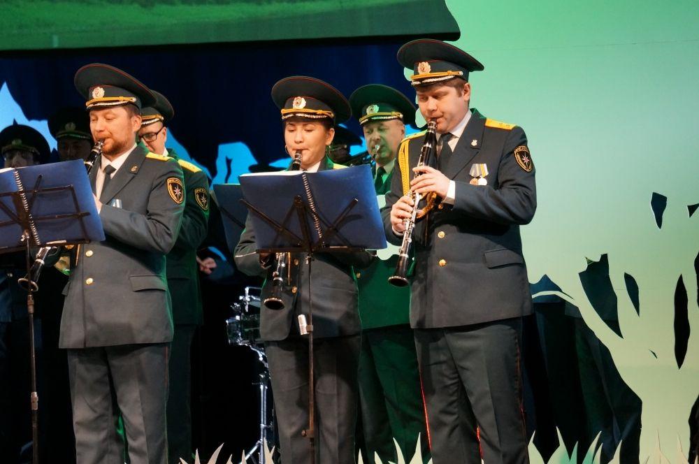 Старт мероприятию дал Пермский губернский оркестр.