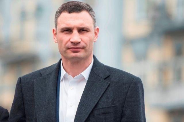 Виталий Кличко попал в Зал Славы Бокса