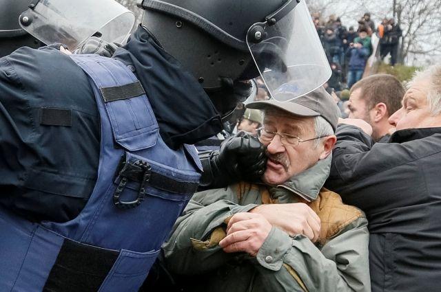 Сторонники Саакашвили угрожают прийти домой к генеральному прокурору государства Украины