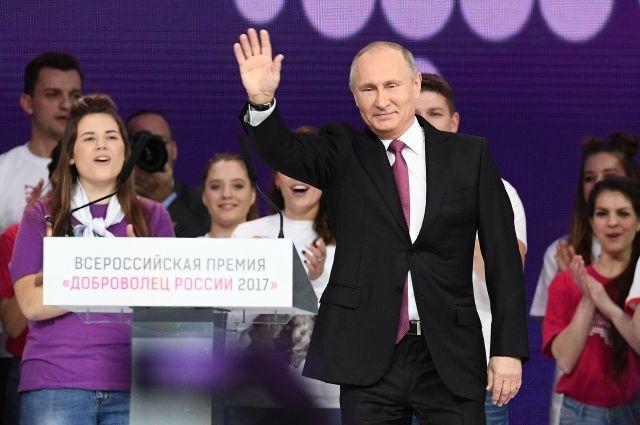 Приму решение овыдвижении впрезиденты совсем скоро — Путин