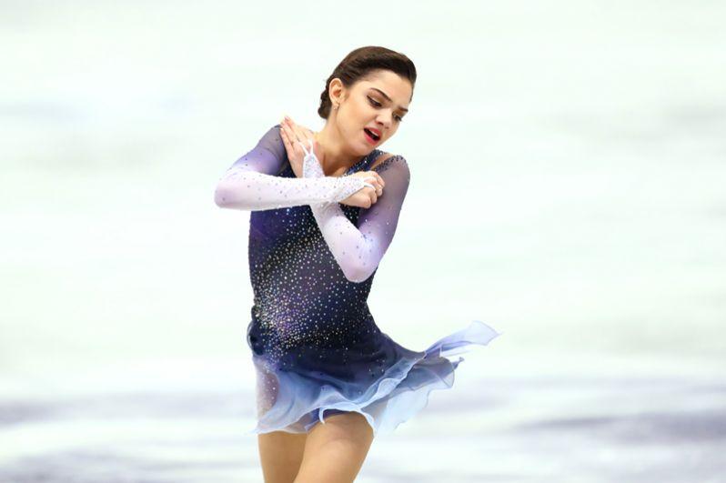Евгения Медведева (фигурное катание) — двукратная чемпионка мира, двукратная чемпионка Европы, двукратная победительница финалов Гран-при, двукратная чемпионка России.