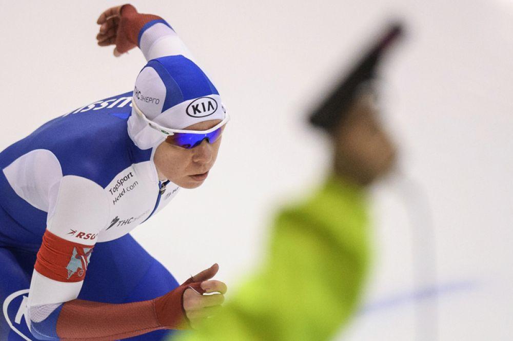 Юлия Скокова (конькобежный спорт) — бронзовый призер сочинской Олимпиады в командной гонке, чемпионка Универсиады, двукратная чемпионка России.