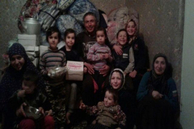 МЧС Дагестана оказало поддержку погорельцам издагестанского села Эчеда