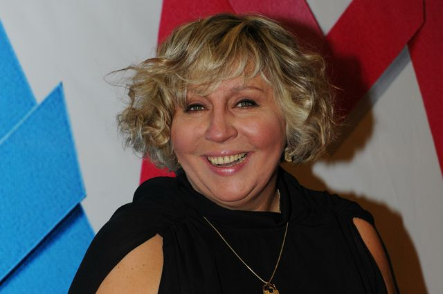 Марина Голуб.