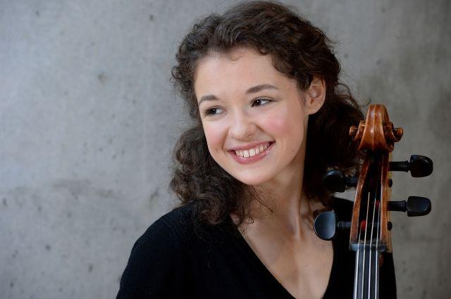 В Оренбурге выступит известная виолончелистка из Германии.