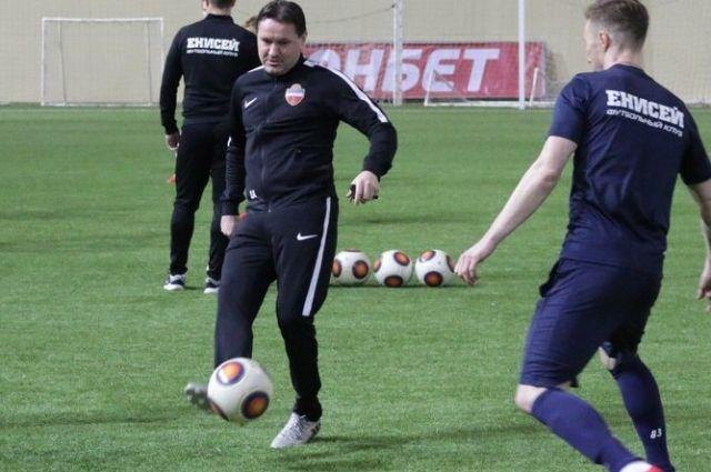 Полгода назад Дмитрий Аленичев переехал в Красноярск.