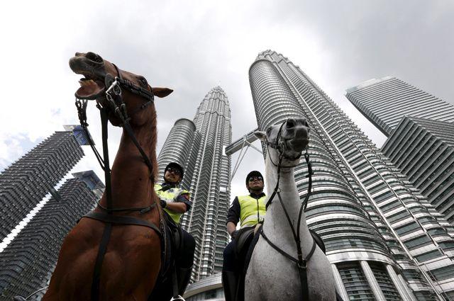 Порядок в Малайзии поддерживается телесными наказаниями.