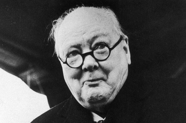 Очки Черчилля ушли саукциона за10 тыс. долларов