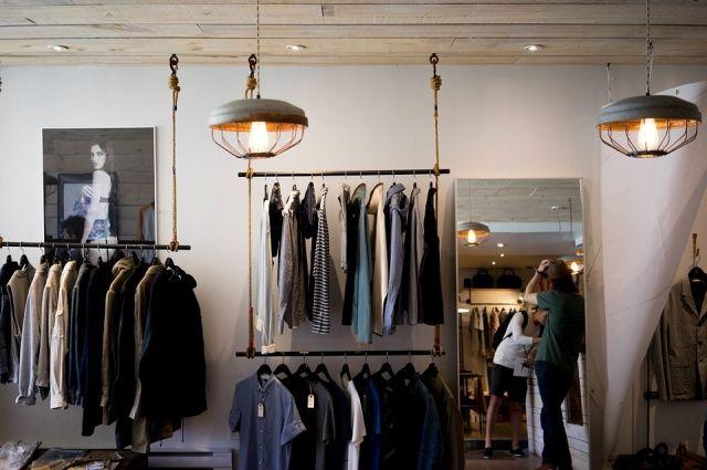 Роспотребнадзор нашел  нарушения в77% проверенных магазинов одежды