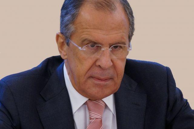 Лавров иТиллерсон обсудили планы поСирии иУкраине