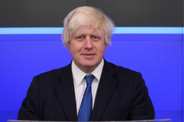 Борис Джонсон назвал условие для участия Запада в восстановлении Сирии