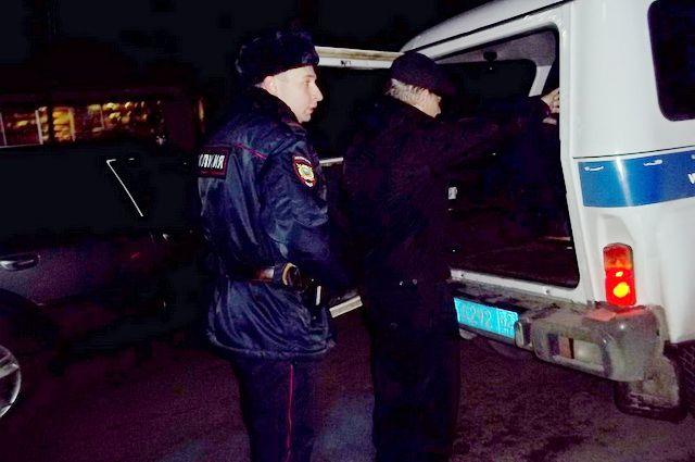Сотрудники батальона ППС задержали подозреваемого в сбыте наркотиков