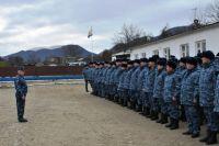 Руководитель регионального ГУ МВД обратил внимание полицейских на то, что необходимо строго соблюдать права и свободы граждан, дисциплину, а также профессионально и добросовестно  выполнять служебно-боевые задачи