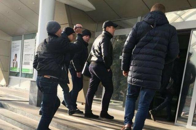 ГПУ провела следственные действия вглавном офисе ПриватБанка