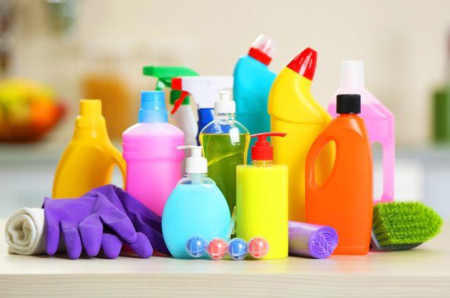Средства для уборки дома доклад 728