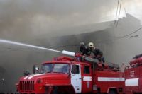 Пожарным в подобных случаях, как правило, спасать уже нечего.