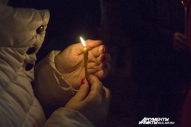 Каждый день в Свято-Вознесенском храме проходят службы, на которые собираются сотни горожан.
