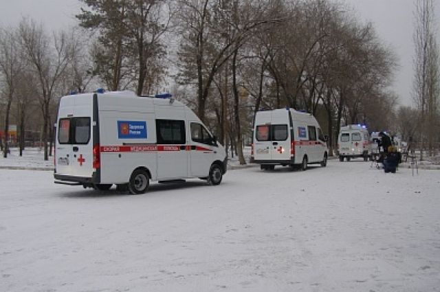 Десять новых машин скорой помощи переданы больницам Оренбургской области