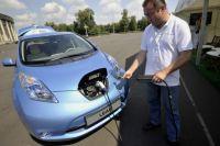 Рада на один год разрешила ввоз электромобилей без уплаты НДС и акциза
