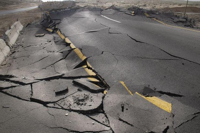 Сильное землетрясение случилось  уберегов свежей  Зеландии