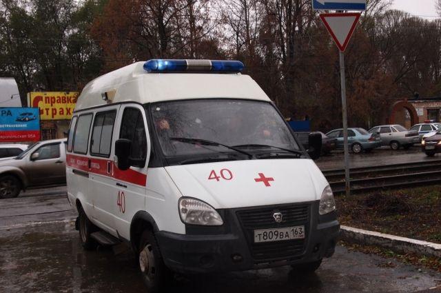 Взрыв наМосковском шоссе вУльяновске: умер парень