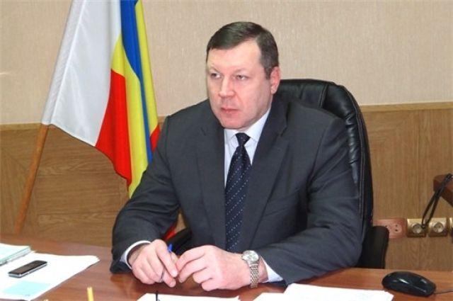 Новым главой администрации Новочеркасска стал Игорь Зюзин