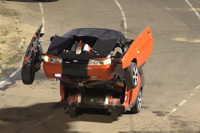 «Жигули»-трансформер. За что каскадёры любят отечественный автопром?