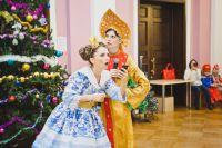 «Детки» приглашают тюменские семьи на Новогодний утренник