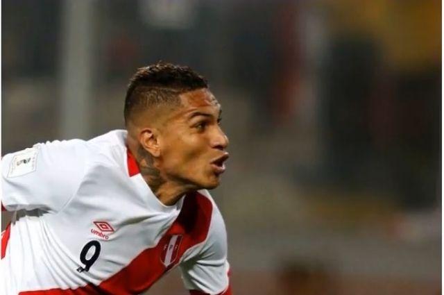 Капитан сборной Перу дисквалифицирован нагод закокаин ипропустит чемпионат мира