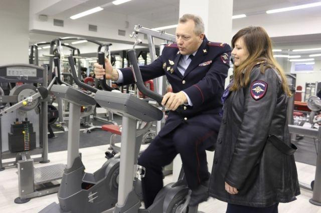 ВСтаврополе открыли новый тренировочный центр для полицейских