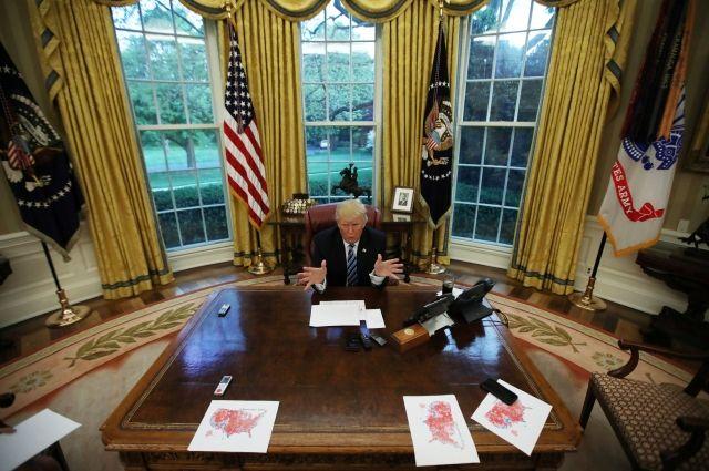 В Белом доме обеспокоены привычкой Трампа смотреть ТВ по 4-8 часов – СМИ - Real estate