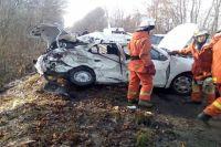 В Житомирской области произошло ДТП: двое погибших, пострадал ребенок