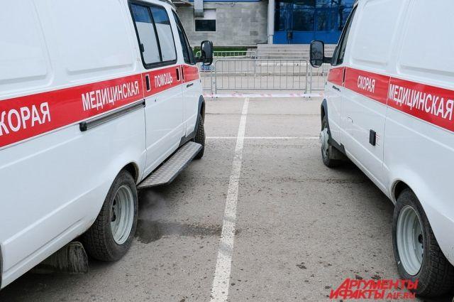 Три машины столкнулись наВнуковском шоссе в столице