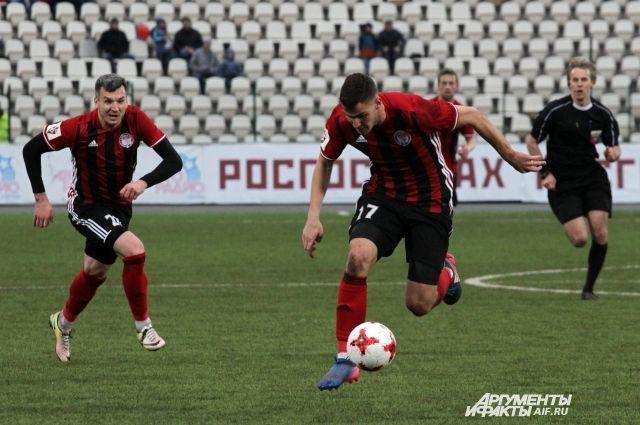 Последний в календарном году матч красно-чёрные проиграли со счётом 3:1.
