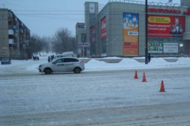ВОрске 17-летний парень пострадал вДТП