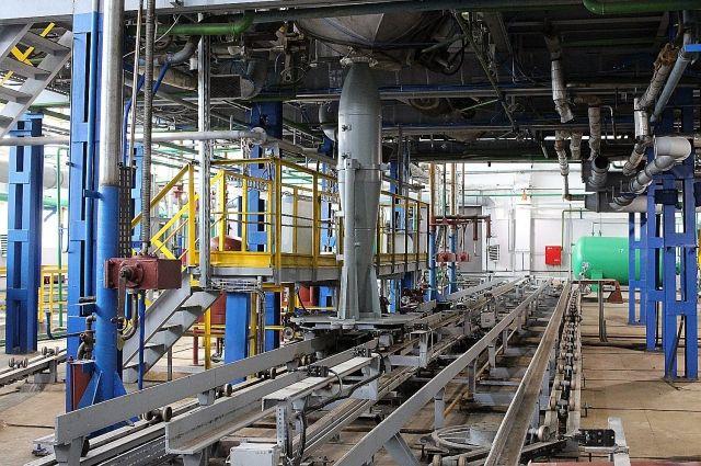 Уникальное производство фугасных авиационных бомб калибра 500 кг открылось в Нижегородской области.