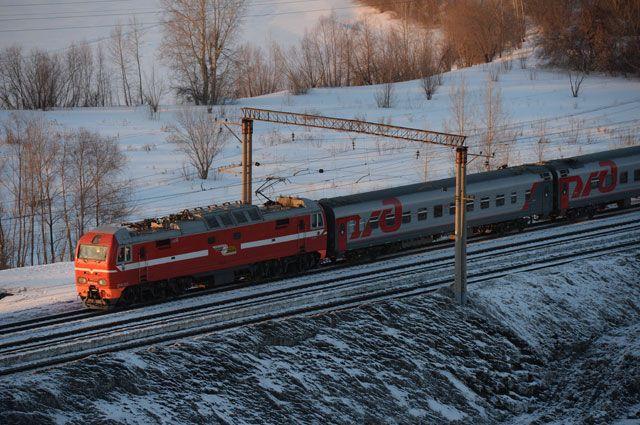 РФ пустит все поезда вобход государства Украины 11декабря