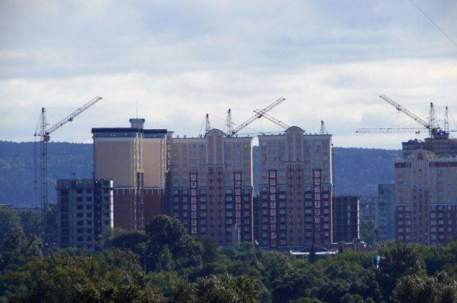 За 11 месяцев в Кузбассе ввели в строй более 778 квадратных метров жилья.